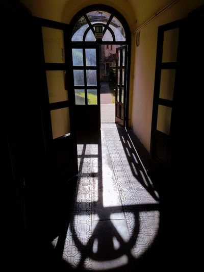 Doors Indoors  Day Sunlight Shadow Dramatic Shadows Architecture Backlight