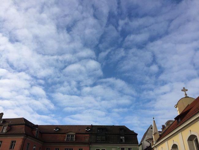 Architecture Building Exterior Built Structure City Cloud - Sky Day Low Angle View No People Outdoors Sky