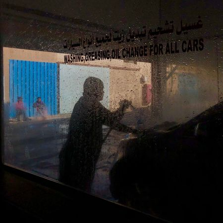 Real People Window Men Indoors  Two People Built Structure Water Standing Shadow Lifestyles Day