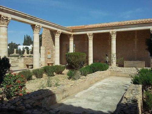 Tunisia IgersTunisia Jem Roman House Carthagina Wikilovesmonuments Hello Bardo_Museum from El_jem Villa_Africa فيلا أفريكا :)
