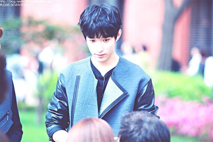 Seventeen Seokmin