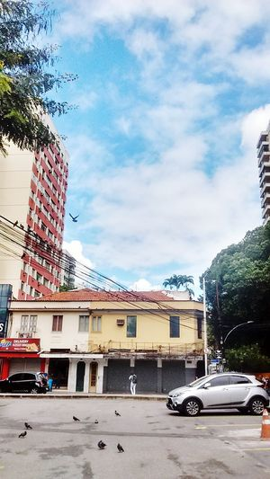 City Day Outdoors Street Botafogo Visual Feast