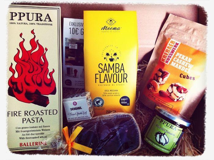Foodist Box März 2012
