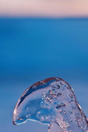 Ice axe Nikon