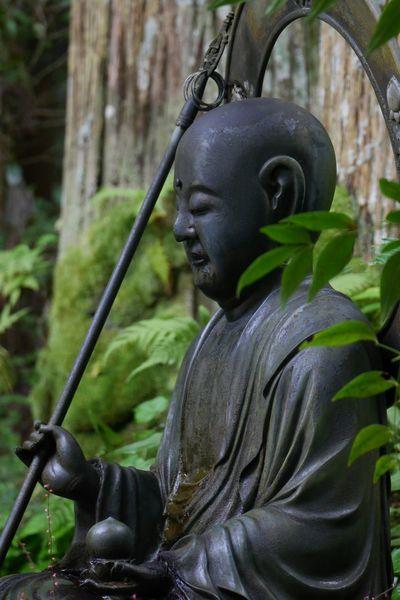 Jizobosatusu Kyoto,japan Daigo-ji Temple Fushimi-ku