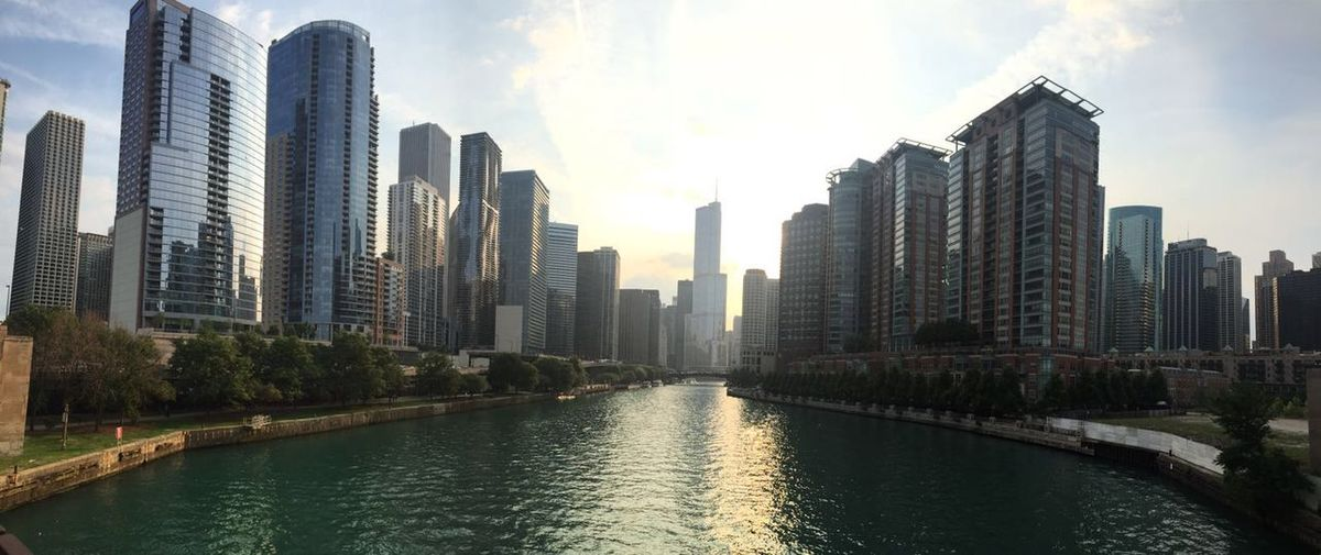 Downtown Chicago Beautiful City Miss Usa❤️