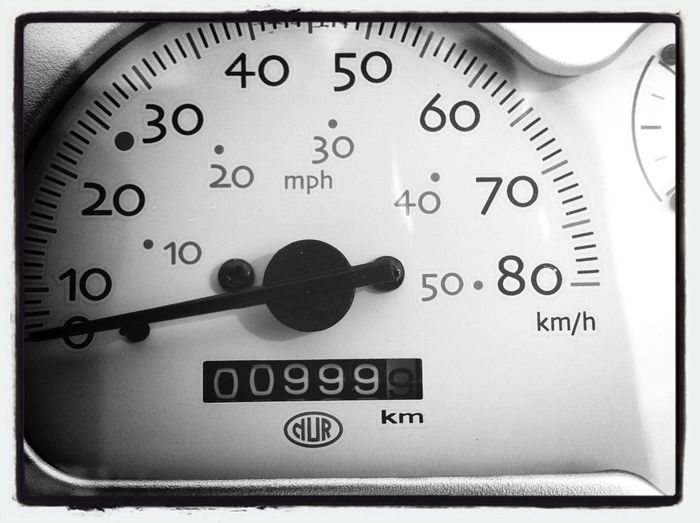 ... almost 1ooo km!