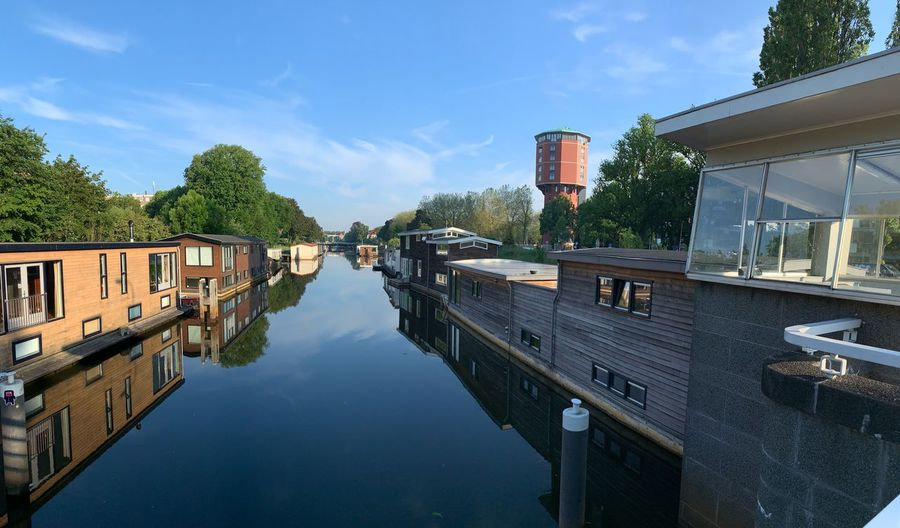 Zwolle, canals