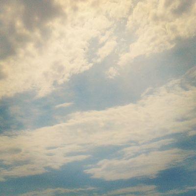 Cielo Nuvole Angeli Colori instapicmeraviglie