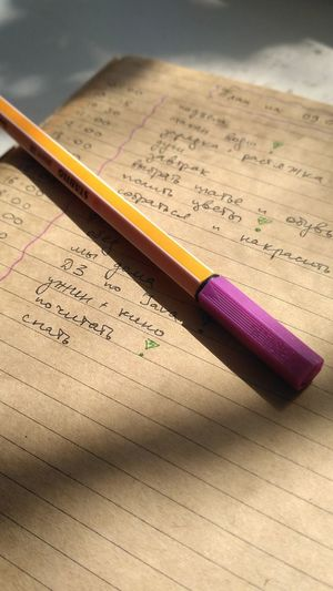 Note Nofilter No Filter Pen Close-up Writing Instrument