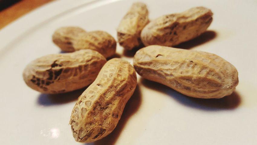 Peanuts Shapes And Patterns  Food Snacks! Macro Beauty