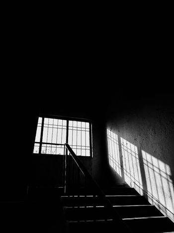 Darkness cannot drive out darkness; only light can do that. Building Silhouette Steps And Staircases Steps Staircase Window Railing Architecture Built Structure Building Historic Residential Structure Residential Building Passageway Stairway TOWNSCAPE