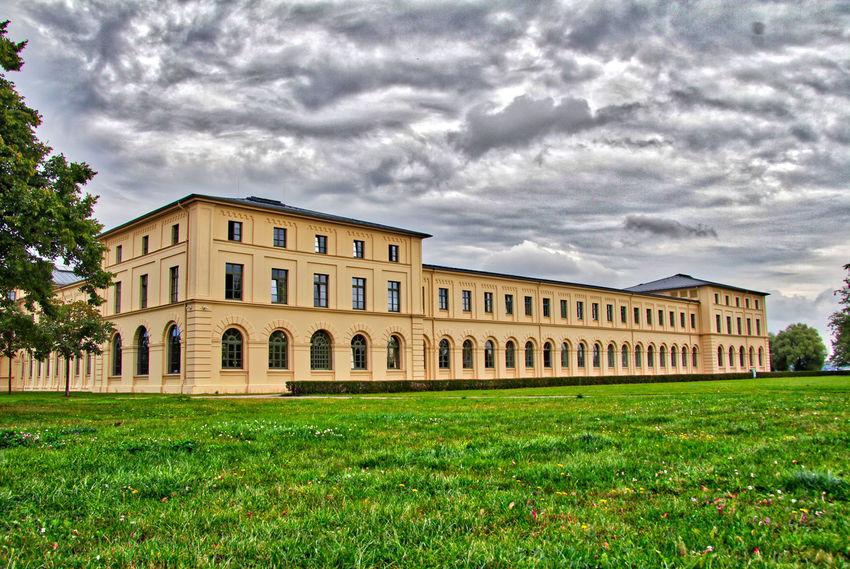 Original Stable House of Schwerin Castle Berlin Schwerin Schwerin Castle Schwerin Mecklenburg-Vorpommern Schweriner Schloss Berlijn Schweriner See Schwerinersee