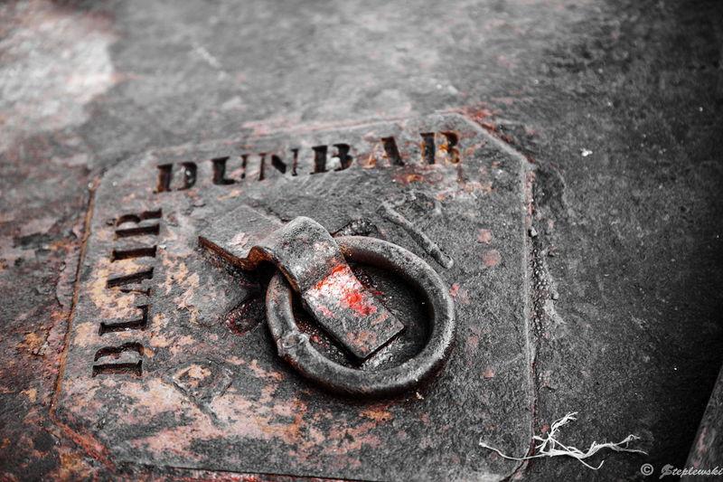 Hardware Old Hardware Dunbar trawlboard