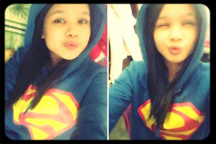 Superwoman wannabe♥ im full already