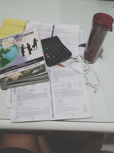 STUDY ACCTG