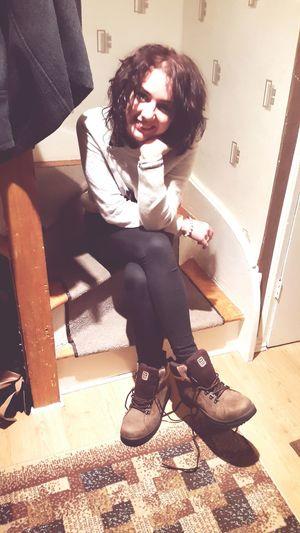 Big Shoes Haha Christmastime Feeling Festive Photooftheday