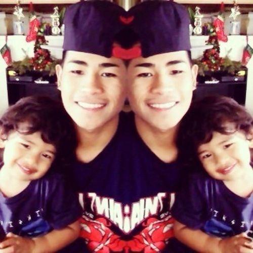 Mini bro my twin