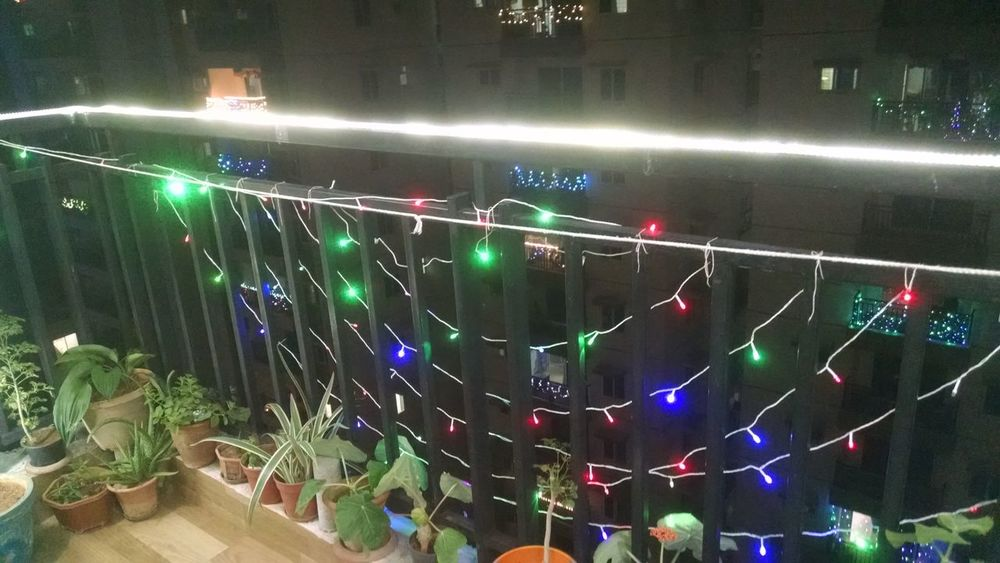 My House ~~ Diwalicelebrations 2017 Year No People Outdoors Photograpghy  Night Close-up Diya - Oil Lamp Illuminated
