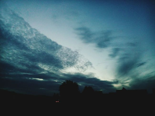 Sky Darkness