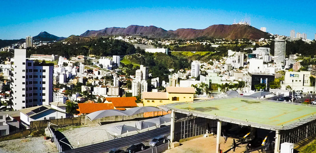 Um belo horizonte City City Life Cityscape Horizontal Mountain Mountain Range Outdoors Serra Do Curral Urban Skyline