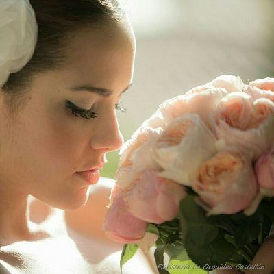 Floristería La Orquídea Novias Lovely Bridal Bouquet RamoDeNovia