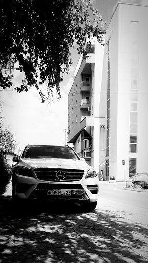 Mercedes-Benz Mercedes Stylish Black & White