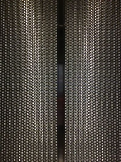 Lift Wall elevator wall Steel Panel corrugated texture