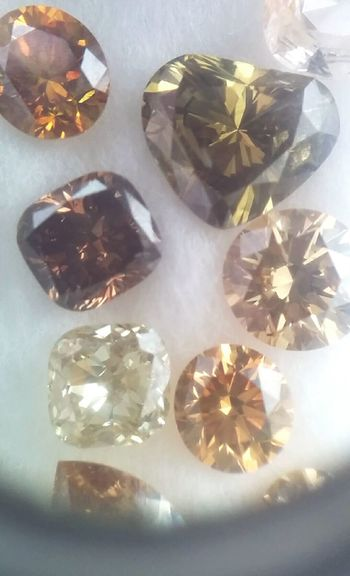 Diamonds Color Diamonds DiamondLife Shine Bright Like A Diamond  These Real Diamonds.