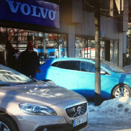 V40 Crosscountry V40T5 Rdesign VolvoCarsShowroom