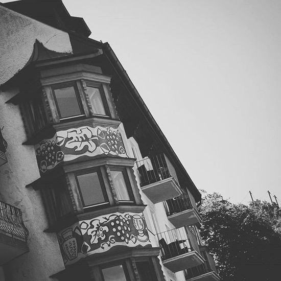 Beautiful Architecture and Design . Building near the Citycenter . Kufstein Tirol  Österreich Austria . Taken by my Sonyalpha A57 DSLR Dslt . تصميم معمار النمسا