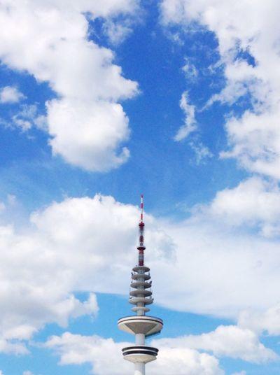 Summer Cloudporn Enjoying Life Tower
