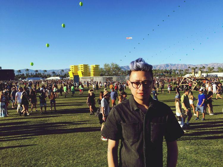 Coachella Festival Coachella2016 California Music Brings Us Together