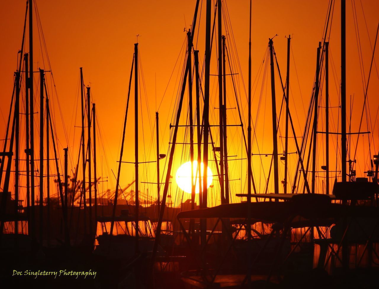 Until Tomorrow We Rest Sunset Scenics Silhouette Sunlight Beauty In Nature Sunrise_sunsets_aroundworld The Great Outdoors - 2017 EyeEm Awards Live For The Story Sunset Silhouettes Harbor Tranquility Marina Sailing Californialove Twilightscapes Sailboats Southern California Sunsets Sunrise Silhouette Outdoors Sailing Ships