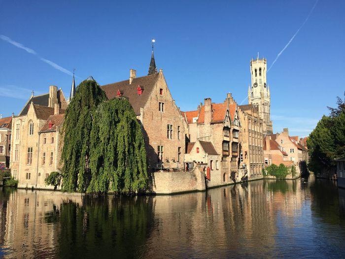 Brugge Summer