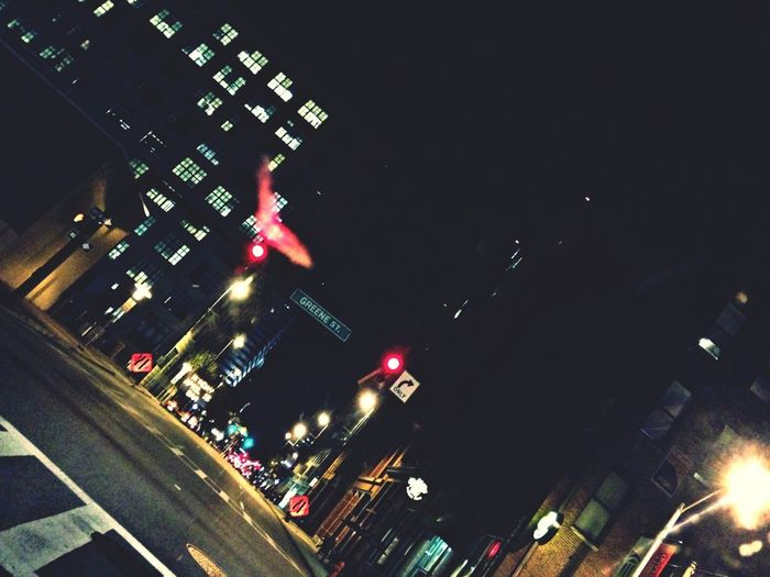 Night Lights Cityscapes Baltimore Charmcity