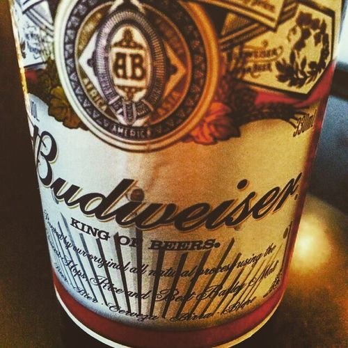 Bad Mood Bar Budweiser