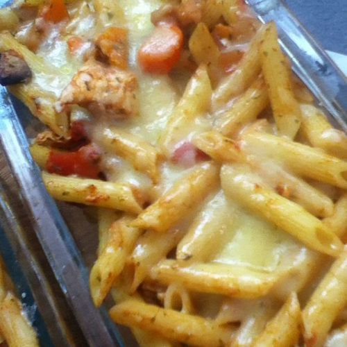 Who would like some? ? Chickenpasta Cookedbyme Yummy Dinner foodinstadailyinstafoodletseat