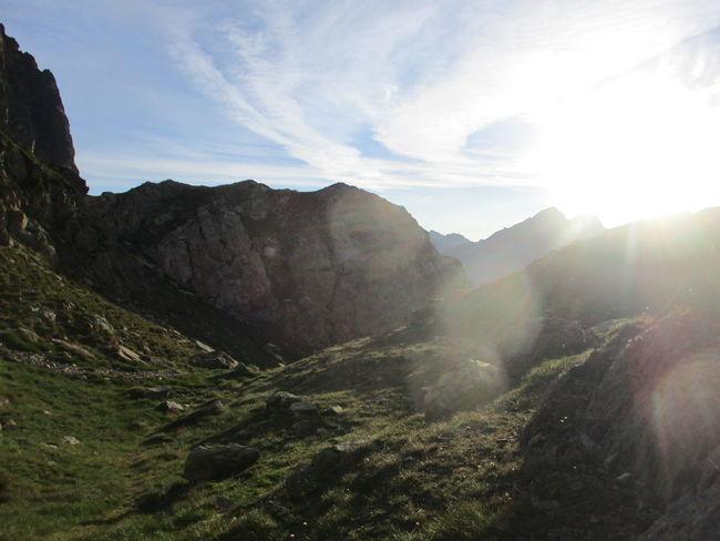 Sunlight Sunbeam Nature Mountain Sun Landscape Beauty In Nature Scenics Rock Climbing Lifestyles First Eyeem Photo Mountaineering The Great Outdoors - 2017 EyeEm Awards Good Energies Mountain Peak
