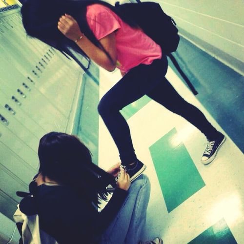 love her ♡ Bestfriends <3 Love Schoolflow