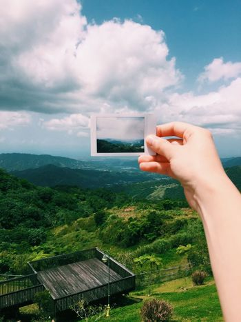 Landscape Nature Vacation Time VSCO Fuji Instax Check This Out Enjoying Life Holiday POV Blue Wave