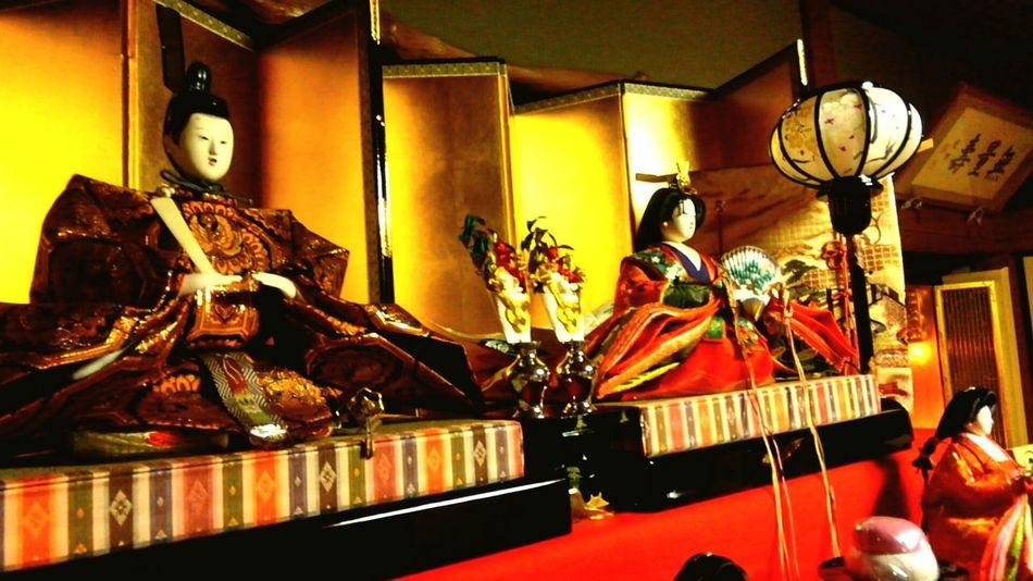 雛人形 お内裏様 お雛様 Japanese Dolls Ohinasama Hinamaturi Japanese Culture Enjoying Life Beautiful 長いこと見守ってくれててありがとう