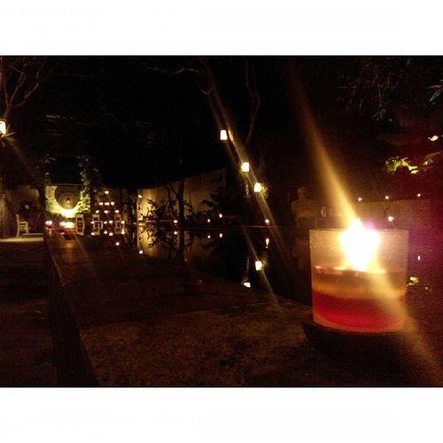 Menenangkan ... Nightview Lights Sasanti Yogyakarta INDONESIA Indah Thebeautyofindonesia Trip to Jogja Istimewa Lenovotography Pocketphotography Photostory Lzybstrd Journey