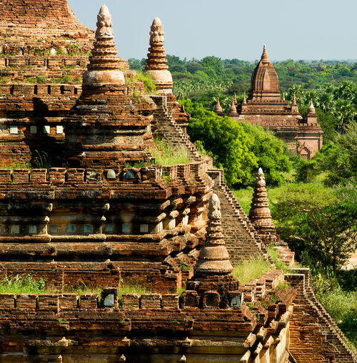 Tourist Attraction  World Heritage Ancient Ancient Civilization Architecture Bagan, Myanmar Buddhism Buddhist Temple Building Exterior Built Structure Burma Day History No People Old Ruin Outdoors Place Of Worship Religion Spirituality Travel Destinations