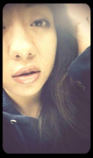 Follow Me My Cute Mole Model Lol Shiny Lips And I'm Still Stunning Lol