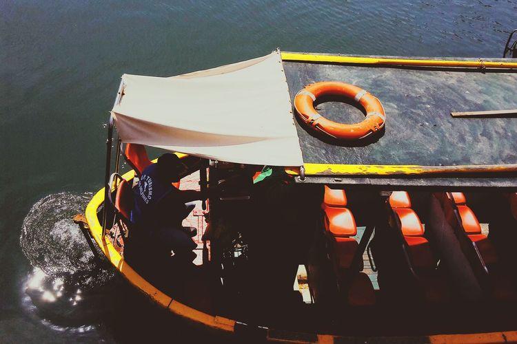 Ahoy! Lima,Perú VSCO Vessel Boat Let's Go. Together. Breathing Space