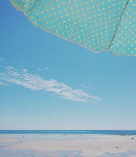 Sea, shadow and