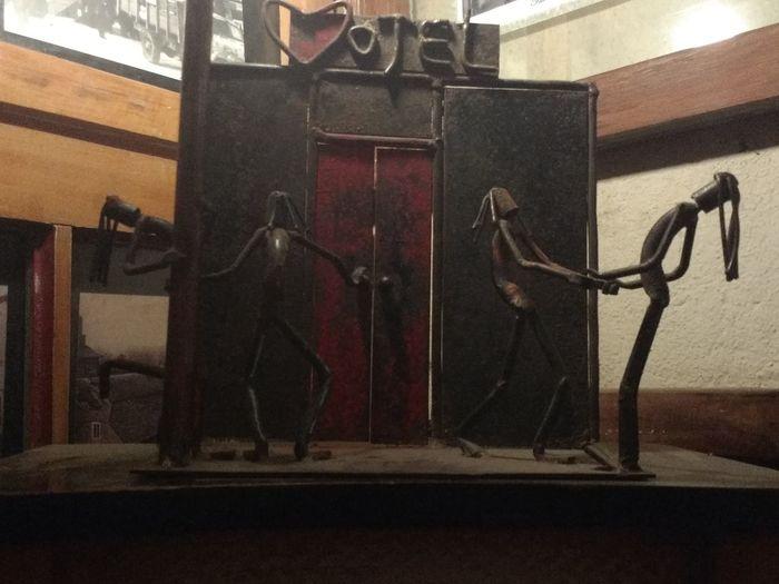 Figuras De Museo Motel Bailable Region De Los Lagos Chile♥