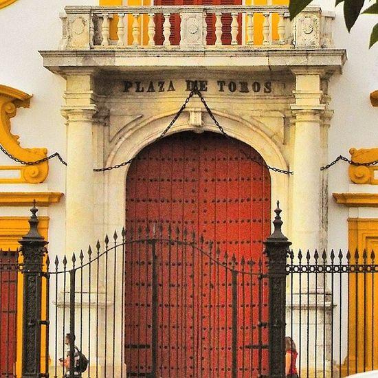 Puerta del Príncipe Maestranza Sevillagram Sevillahoy Sevillagramers sevilla