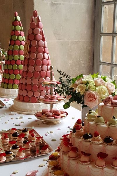 Versailles Macaroons Sweet Food Dessert Food And Drink Celebration Cake Tradition Food No People Temptation Freshness Fêtes Galantes